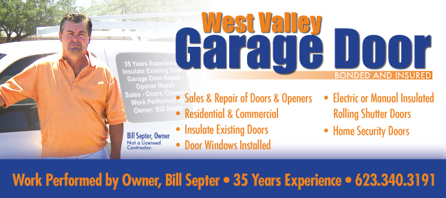 West Valley Garage Door